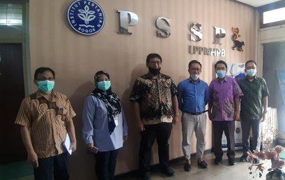 Kunjungan PT Biosains Medika Indonesia ke PSSP