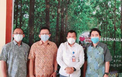 Kunjungan PSSP ke Perum Perhutani Banten