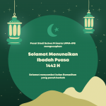 Ramadhan 1442H
