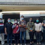 Tim Peneliti PSSP Meneliti Populasi dan Daya Dukung Habitat Monyet Ekor Panjang di Pulau Tinjil