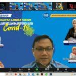 "PSSP menjadi Narasumber dalam Webinar ""Persiapan Laboratorium dalam Melakukan Pengujian Covid-19"""