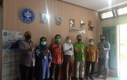 Kunjungan Kementerian Koordinator Bidang Kemaritiman dan Investasi Republik Indonesia ke PSSP